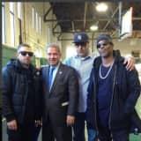 Rapper DMX Helps Give Away Free Turkeys In Westchester