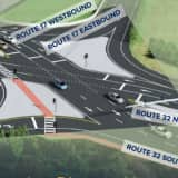 $150 Million Road Construction Project Begins In Woodbury