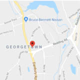 Wilton Police: Teen Stole Car Left Running At Georgetown Gas Station