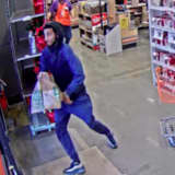 Have You Seen Him? Fairfield Police Seek Public's Help In Home Depot Theft