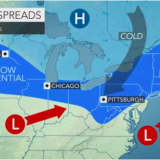 Start Of Spring Storm Now Likely, With Potential For Snow, Strong Winds