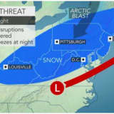 Snow Joke: New Storm Could Bring Up To 3 Inches Of Accumulation