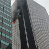 One Killed In Four-Alarm Fire At Trump Tower