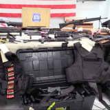 Man Who Threatened Rockland School Had 9 Guns, Bump Stock, Police Say