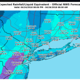 Wednesday Washout: Heavy Rainfall With Possible Thunderstorms
