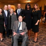 George H.W. Bush Hospitalized In Intensive Care Days After Wife's Funeral
