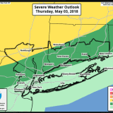 Storms Could Bring Heavy Rain, Strong Winds To Area
