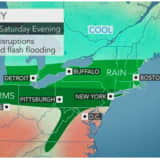 Will Showers, Thunderstorms Clear Out For Mother's Day?