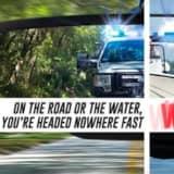 Police Ramp Up Drunk Boater Enforcement Patrols