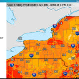 July 4th Forecast: Some Good News, Bad News