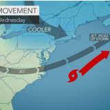 Tropical Storm Chris Swirls Off Atlantic Coast: Will It Impact Area?