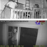Know Him? Suspect Who Tried Breaking Into Area Homes At Large