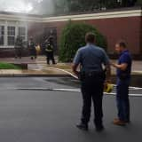 Fire Rips Through Ridgewood Elementary School Damaging Classroom