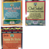 Salads, Wraps Sold By Trader Joe's, Walgreens, Other Stores Recalled