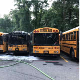 Three School Buses Catch Fire In Northern Westchester Garage