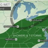 How Wet Will It Get? Flash Flood Watch In Effect As Heavy Rain, Thunderstorms, Showers Arrive