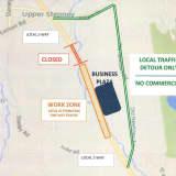 Weekend Roadway Shutdown Starts During Maintenance Work In Fairfield County
