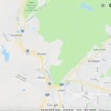 Crash Causes Gridlock On I-87