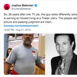 Geoffrey Owens Quits Clifton Trader Joe's After Job-Shaming Article Goes Viral