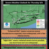 Severe Storms Will Bring Change In Weather Pattern