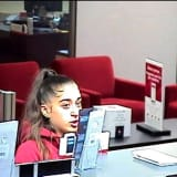 Know Her? Police Seek To ID Woman Who Stole Wallet At Bank In Westport