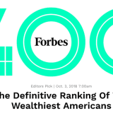 New Forbes Rankings Of 400 Wealthiest Americans Include These New Jersey Residents