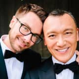 Celebrity Fashion Guru Joe Zee Ties Knot With Longtime Partner At Famed Westchester Restaurant