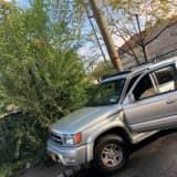 Two Men Walking On Sidewalk Struck By Vehicle In Spring Valley