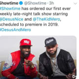 Showtime Is Giving New Show To Fair Lawn's Hilarious 'The Kid Mero'