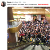 Trapped In The 'Gates Of Hell,' Enraged Commuters Slam Port Authority, NJ Transit On Twitter