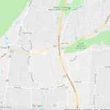 Route 202 Shut Down Due To Downed Pole, Wires In North Rockland