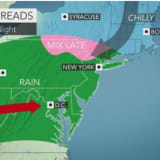 Stormy Weekend In Store With Rain, Fog, Snow, Sleet: Here's What To Expect And When