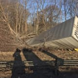 I-95 Fatal Crash: Details Emerge After Tractor-Trailer Crashes Down Embankment