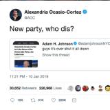 Alexandria Ocasio-Cortez Hits Back At Ex-CT Sen. Joe Lieberman In Rare Dem Vs. Dem Dustup