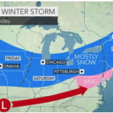ARCTIC BLAST: Foot Of Snow, Super Low Temps Could Set North Jersey Up For 'Epic' Flash-Freeze