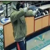 Police Ask For Help Identifying Gas Station Armed Robbery Suspect
