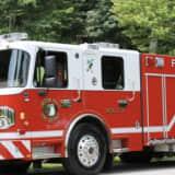 Barn Fire Breaks Out In Carmel
