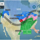 Timing Adjusted For Early Week Storm That Will Bring Snow, Wintry Mix To Area