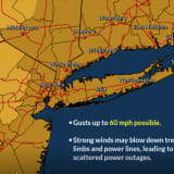 High Wind Watch: Storm With Damaging Gusts Up To 60 MPH Could Cause Power Outages