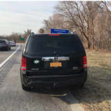 See Anything? Suspect In Taconic Hit-Run Crash On Loose