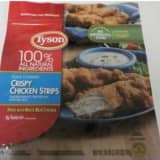 Tyson Recalls Chicken Strips Due To Possible Metal Contamination