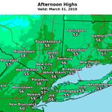 Big Dipper: Cold Front Will Bring Showers, Sharp Drop In Temps