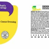 Recall Issued For Thousands Of Pounds Of Meat, Poultry Wrap, Salad Products