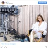 Look Who's Back: J-Lo Spotted Again Filming New Movie In Westchester