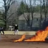 $50K Torched Baseball Field Incident Leads To Suspensions Of Three Ridgefield HS Coaches