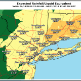 Flash Flood Watch: Storm Will Bring Heavy Rain, Thunderstorms, Gusty Winds