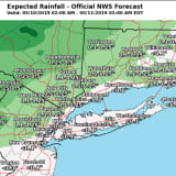 New Round Of Rain, Storms Will Soak Area To Start Mother's Day Weekend