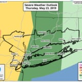Severe Weather Threat: Round Of Strong Storms With Damaging Winds Possible For Area