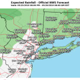 Showers, Thunderstorms Will Sweep Through Ahead Of Warm Front Leading To Summer-Like Temps