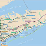 Train Service To Hamptons Suspended After Derailment, LIRR Says